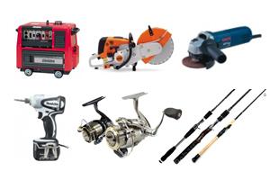 工具・釣具